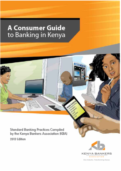 CONSUMER GUIDE TO BANKING IN KENYA