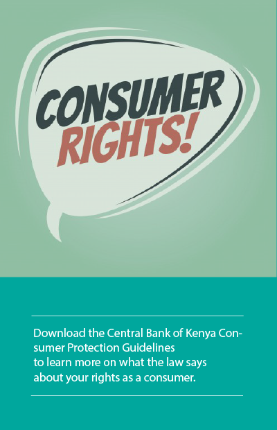 Central Bank of Kenya Consumer Protection Guidelines